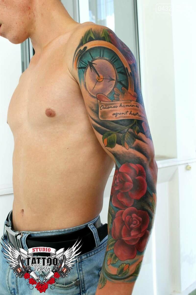 «На эту и на ту»: где и как набить тату в Виннице?, фото-1