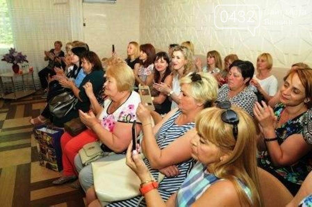 Одесситы делились педагогическим опытом с винничанами  , фото-5