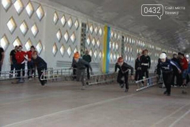 В Виннице соревновались пожарные , фото-3