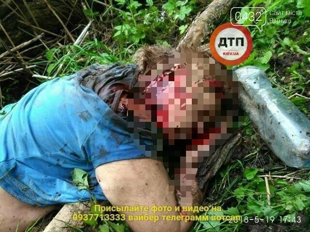 В Сабарове женщина упала со скалы вниз головой, фото-4