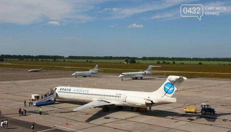 Аэропорт Винница принимал фанов Лиги чемпионов , фото-7