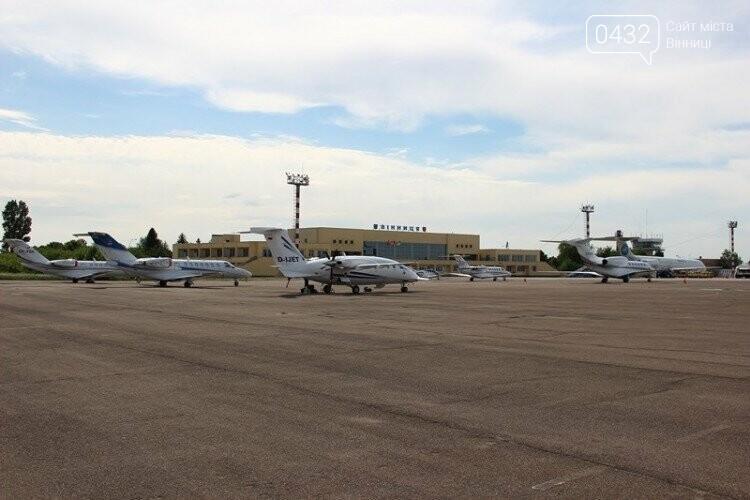Аэропорт Винница принимал фанов Лиги чемпионов , фото-8