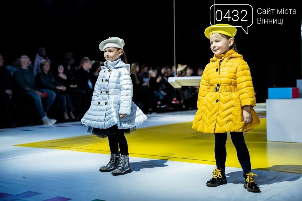 У Вінниці відбувся грандіозний показ дитячої моди – «Kids Fashion Show» (фото), фото-1
