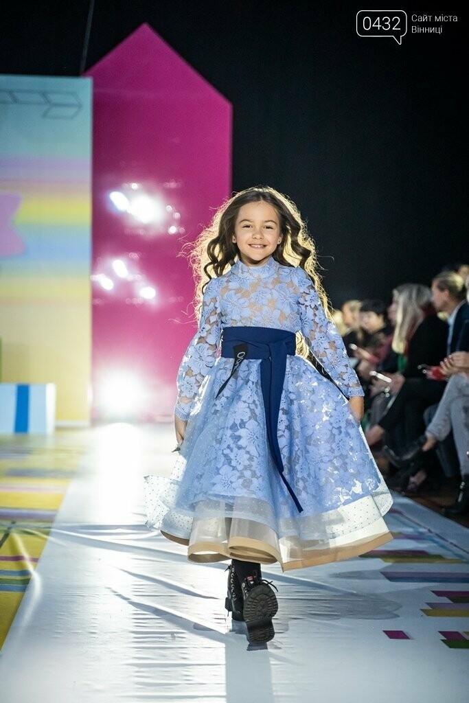 У Вінниці відбувся грандіозний показ дитячої моди – «Kids Fashion ... d96cb4cf6e2d7