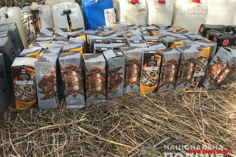 Поддельный алкоголь именитых брендов в Винницкой области (ФОТО), фото-5