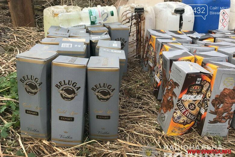 Поддельный алкоголь именитых брендов в Винницкой области (ФОТО), фото-6