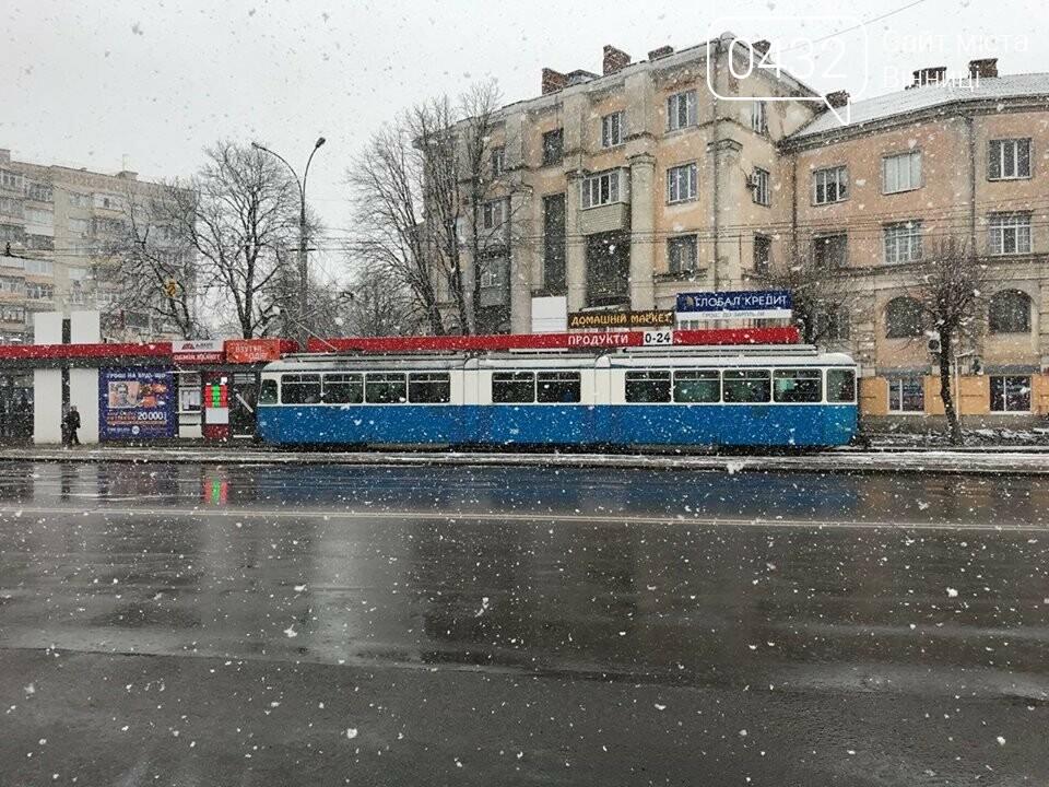 Опять сюрприз: в Винницу вернулась зима (фото), фото-5