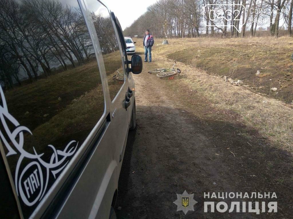 На Винничине пьяный велосипедист попал под колеса Fiat Doblo (фото), фото-3