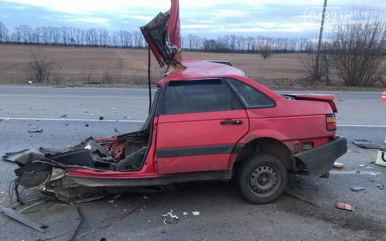Ужасное ДТП возле Винницы: авто разорвало на две части, никто не выжил (фото, видео), фото-3