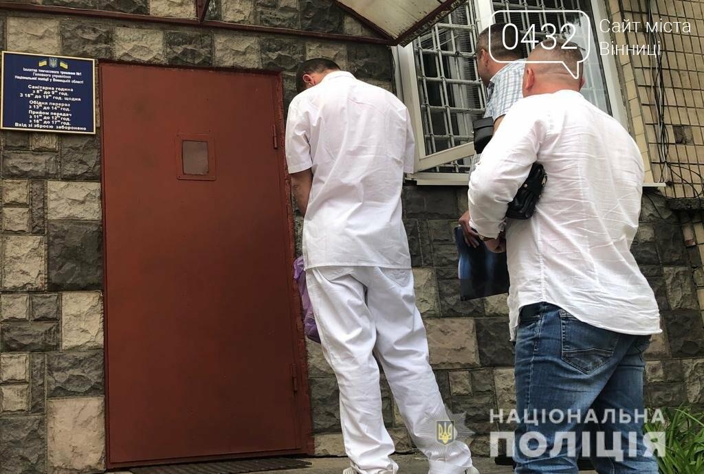 В Виннице задержали рецидивиста, которого подозревают в убийстве 79-летней пенсионерки (фото, видео), фото-2