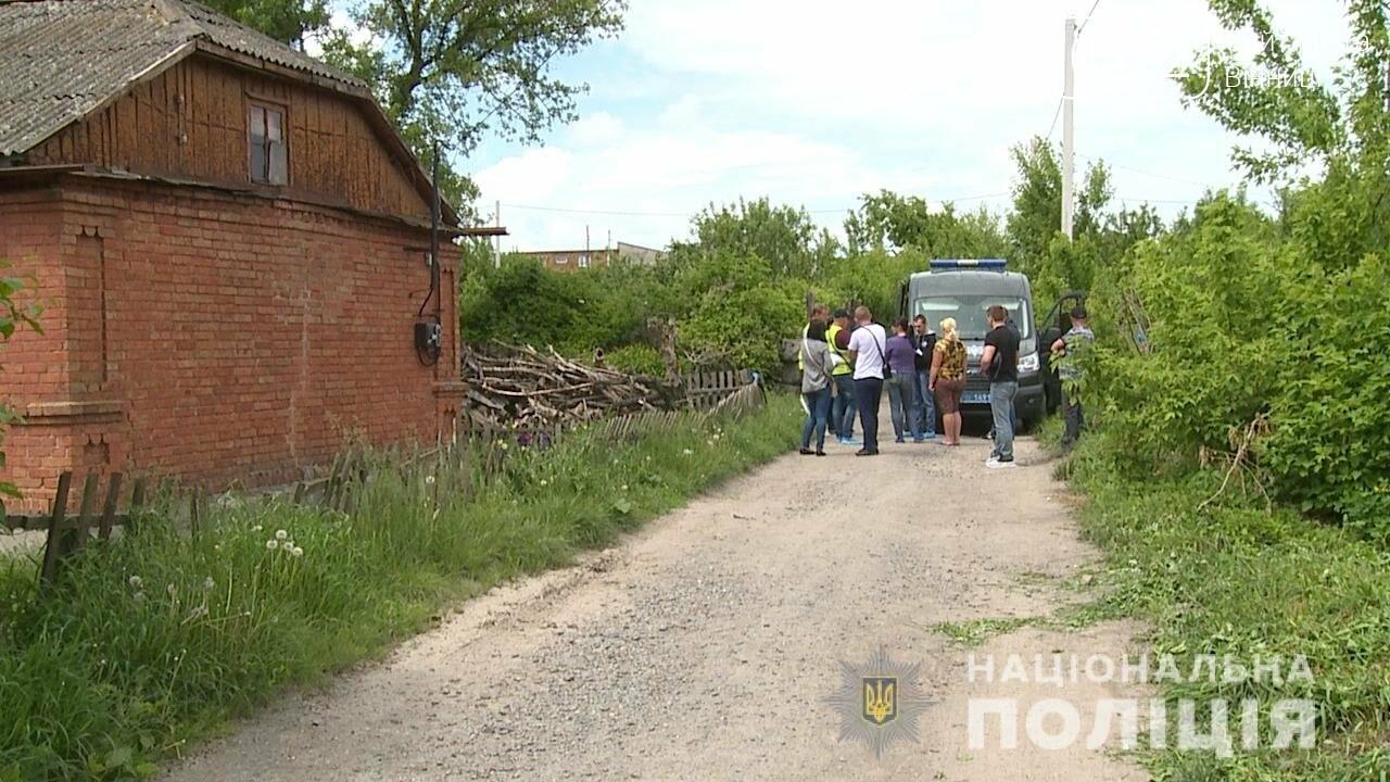 В Виннице задержали рецидивиста, которого подозревают в убийстве 79-летней пенсионерки (фото, видео), фото-6