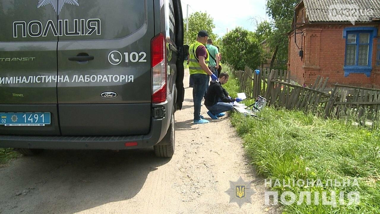 В Виннице задержали рецидивиста, которого подозревают в убийстве 79-летней пенсионерки (фото, видео), фото-5