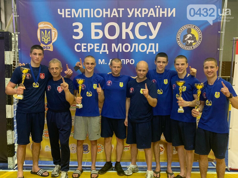 Боксеры из Винницы получили 5 медалей на молодежном чемпионате Украины, фото-1