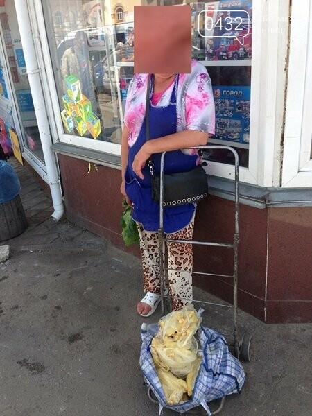 В Виннице на ул. Привокзальной оштрафовали продавщицу птицы (ФОТО), фото-1