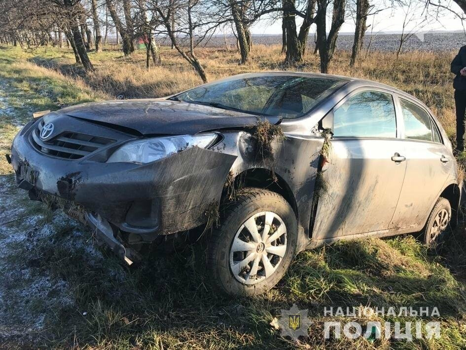 На Винниччине за прошедшие сутки произошли две аварии. Три человека госпитализированы в больницы, фото-1