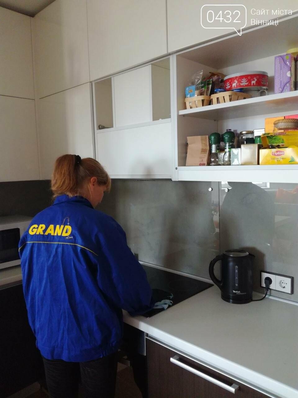 Клининговые услуги от GRAND