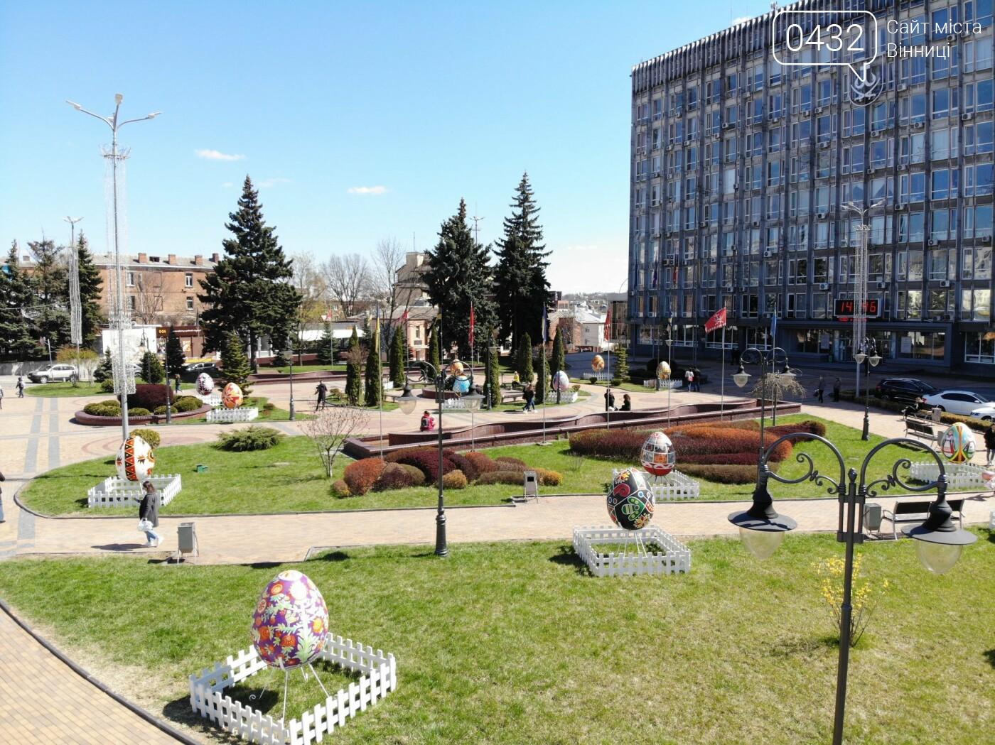 Великодня атмосфера у центрі Вінниці, фото-4