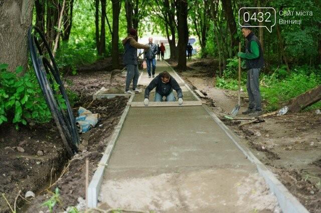 У Вінниці на Тяжилові реалізують два проєкта з конкурсу «Бюджет громадських ініціатив», фото-5