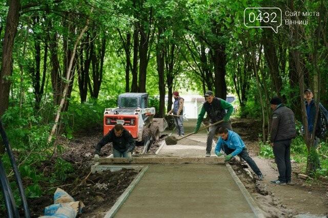 У Вінниці на Тяжилові реалізують два проєкта з конкурсу «Бюджет громадських ініціатив», фото-1