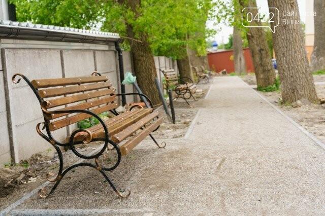 У Вінниці на Тяжилові реалізують два проєкта з конкурсу «Бюджет громадських ініціатив», фото-3