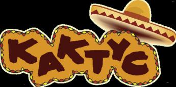 Логотип - Кактус, ресторан в Виннице