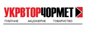 Логотип - УКРВТОРЧОРМЕТ, металоллом в Виннице