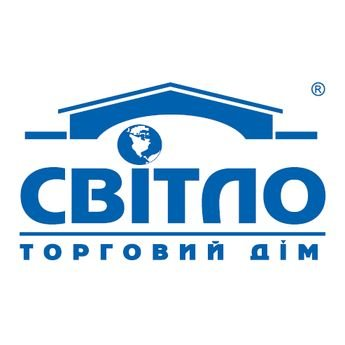 Логотип - Торговый дом «Світло»