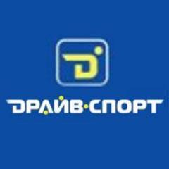 Логотип - Драйв Спорт, спорттовары (сеть спортивных магазинов) в Виннице