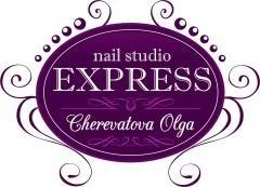 Nail Studio Express by Olga Cherevatova, наращивание ногтей в Виннице