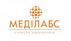 Логотип - Медилабс, лаборатория, диагностика, обследование
