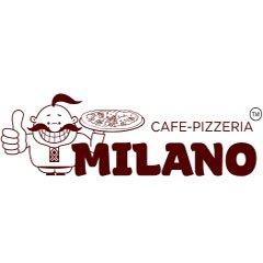 Логотип - Milano, пиццерия в Виннице