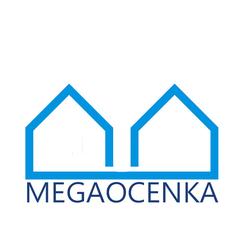 Логотип - МЕГАОЦЕНКА, экспертная оценка в течении часа