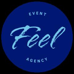 Логотип - FEEL , рекламное агентство в Виннице
