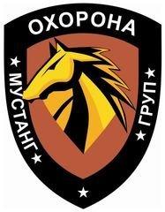 Логотип - МУСТАНГ ГРУПП, охранная фирма