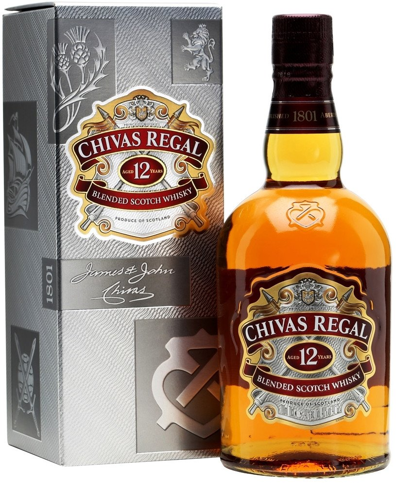 Виски Chivas Regal