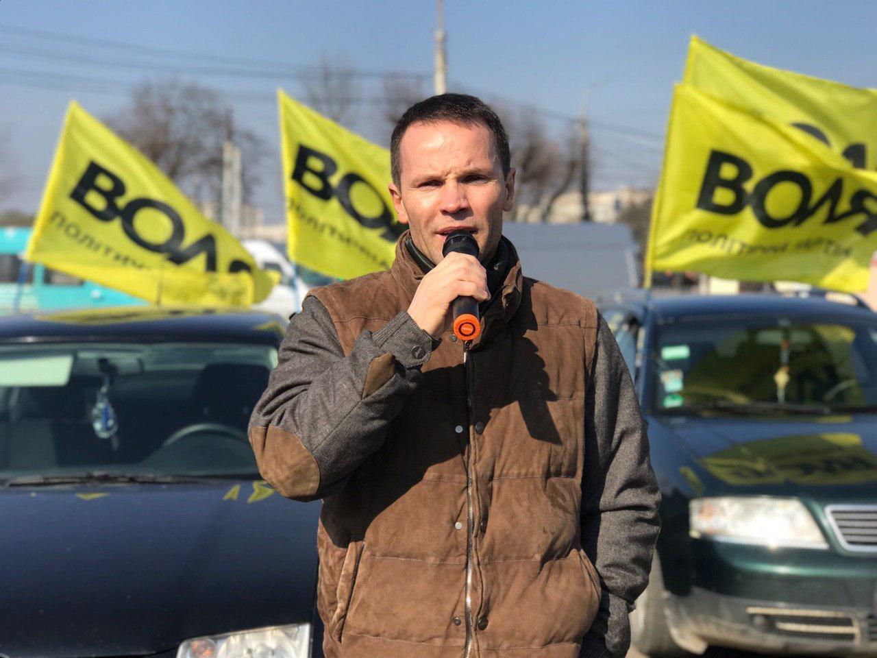 Юрій Дерев'янко у Вінниці підтримав автопробіг за доступні авто та закликав жінок йти у владу (ФОТО, ВІДЕО), фото-5