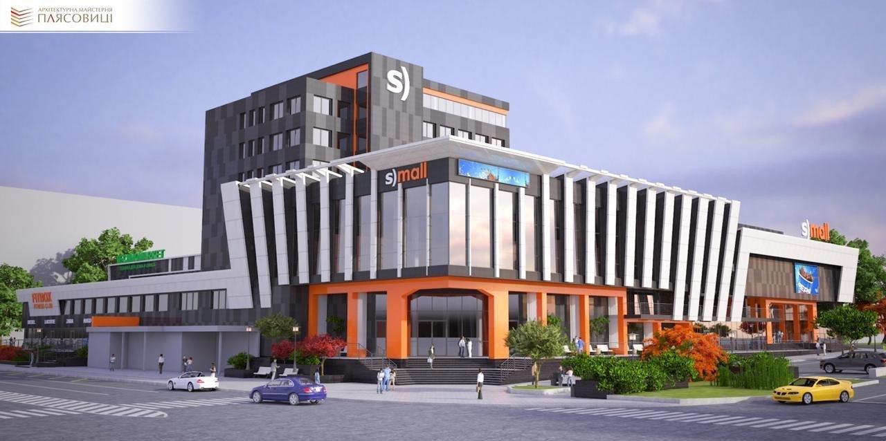 S)Mall стане новою торгівельною візитівкою міста Вінниця