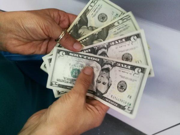Покупка долларов перед поездкой, фото-1