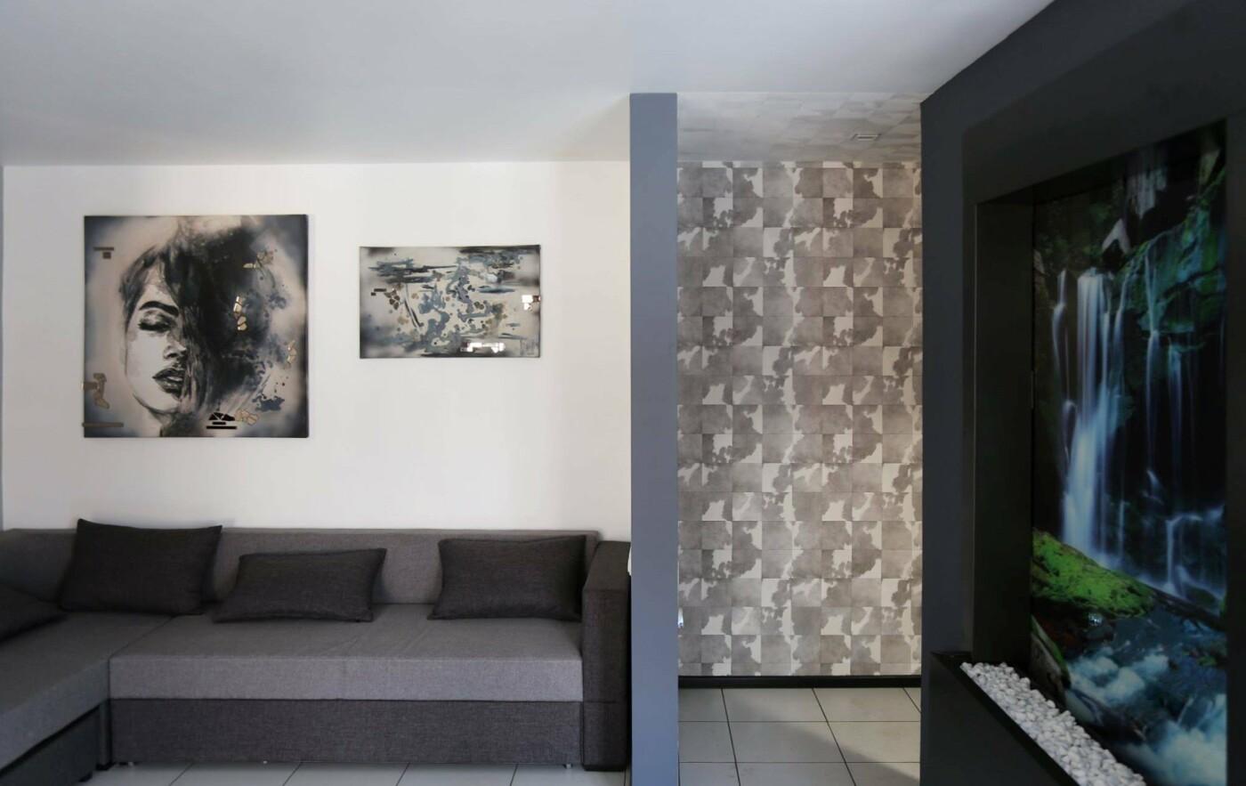 Современный дизайн интерьера от студии Романа Москаленко , фото-2