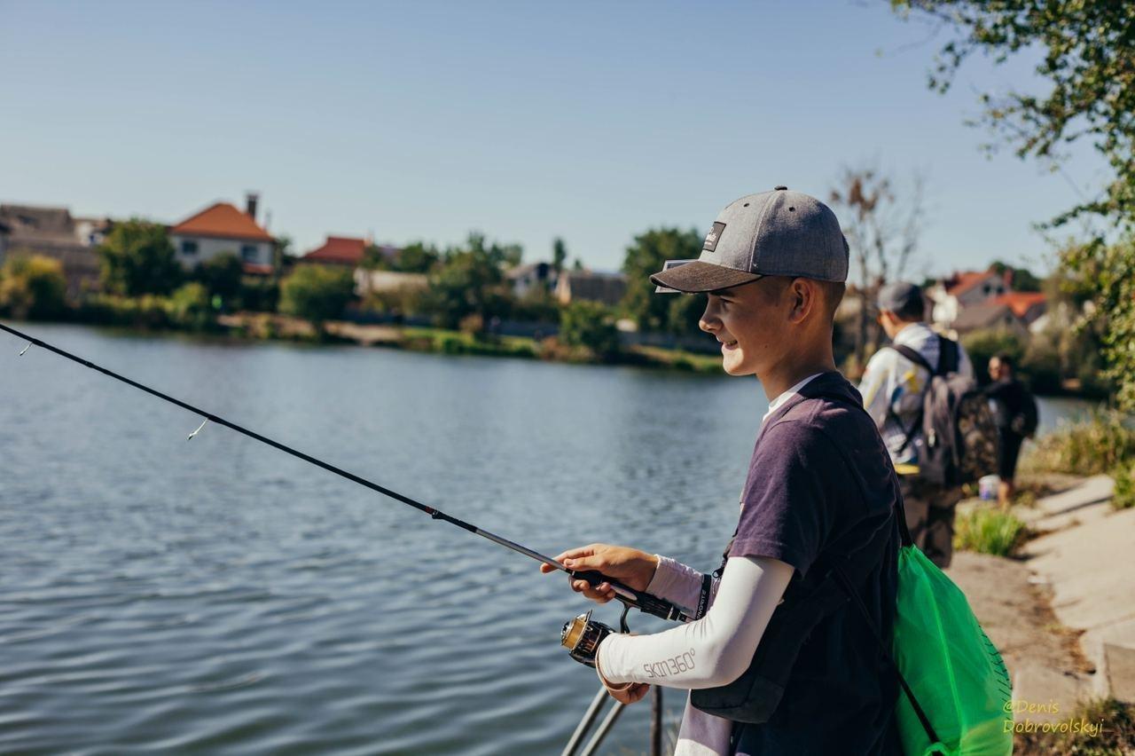 12 вересня «Вишенське озеро» приймало 2-й етап Вінницької Аматорської ліги з лову хижої риби з берега, фото-4