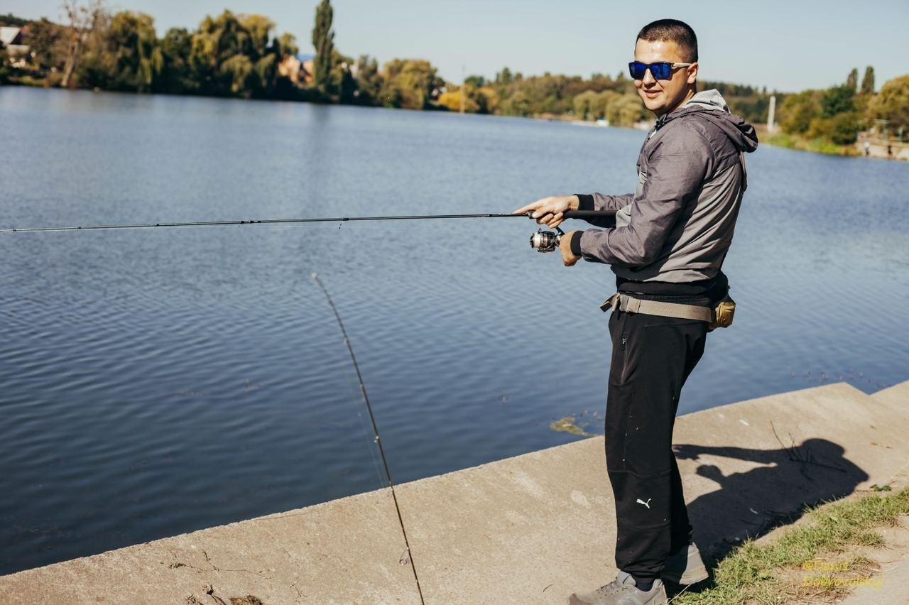 12 вересня «Вишенське озеро» приймало 2-й етап Вінницької Аматорської ліги з лову хижої риби з берега, фото-5
