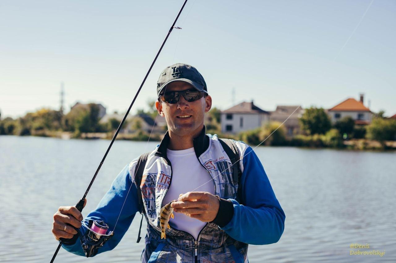 12 вересня «Вишенське озеро» приймало 2-й етап Вінницької Аматорської ліги з лову хижої риби з берега, фото-7