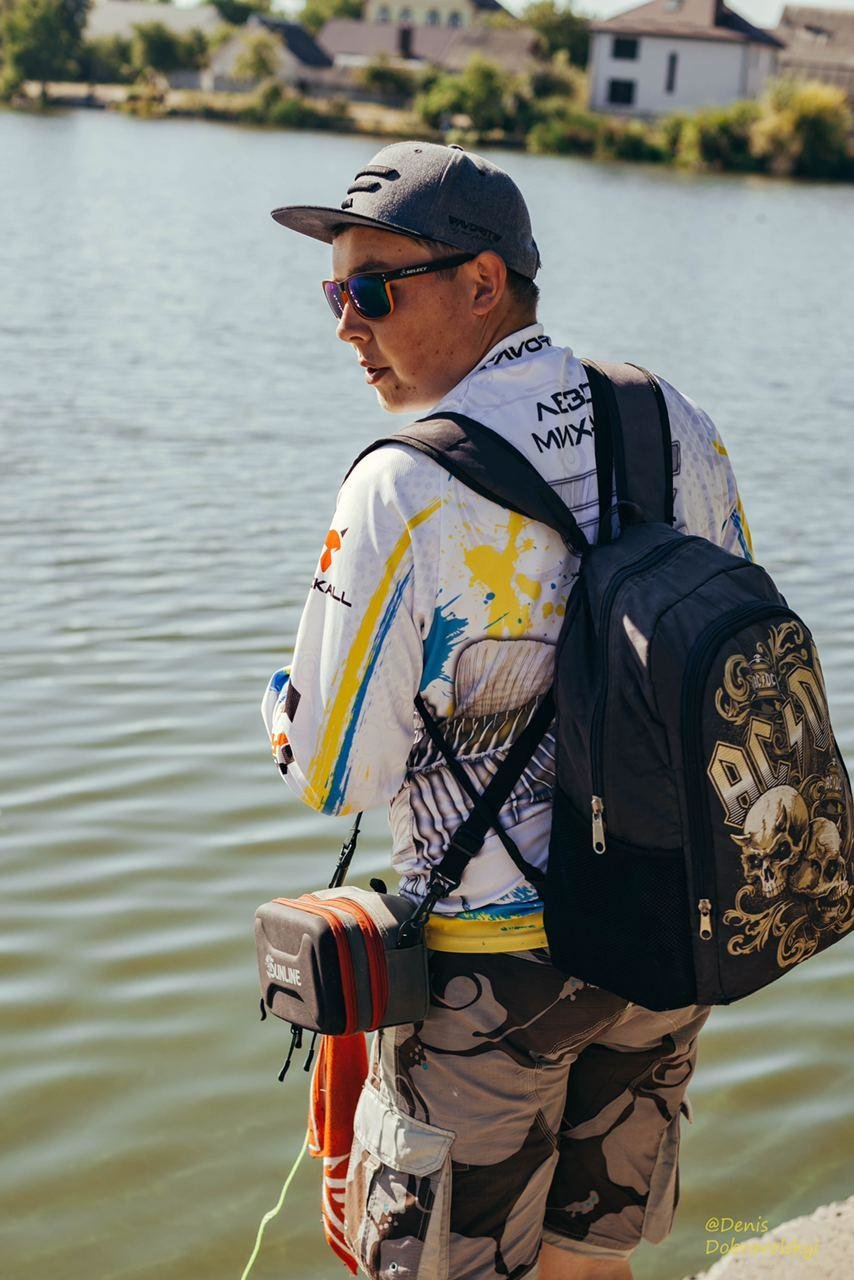 12 вересня «Вишенське озеро» приймало 2-й етап Вінницької Аматорської ліги з лову хижої риби з берега, фото-8