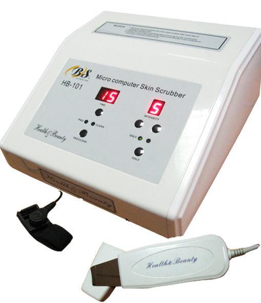 Косметологическое оборудование: ультразвуковой скрабер, фото-1