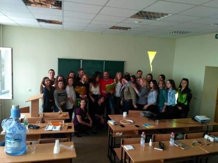 Наши студенты, Кафедра психологии ЧНУ