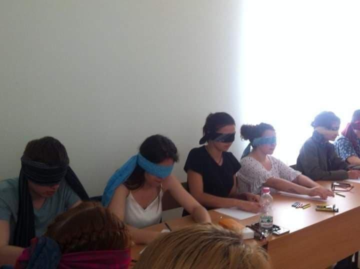 Учеба на нашей кафедре, Кафедра психологии ЧНУ