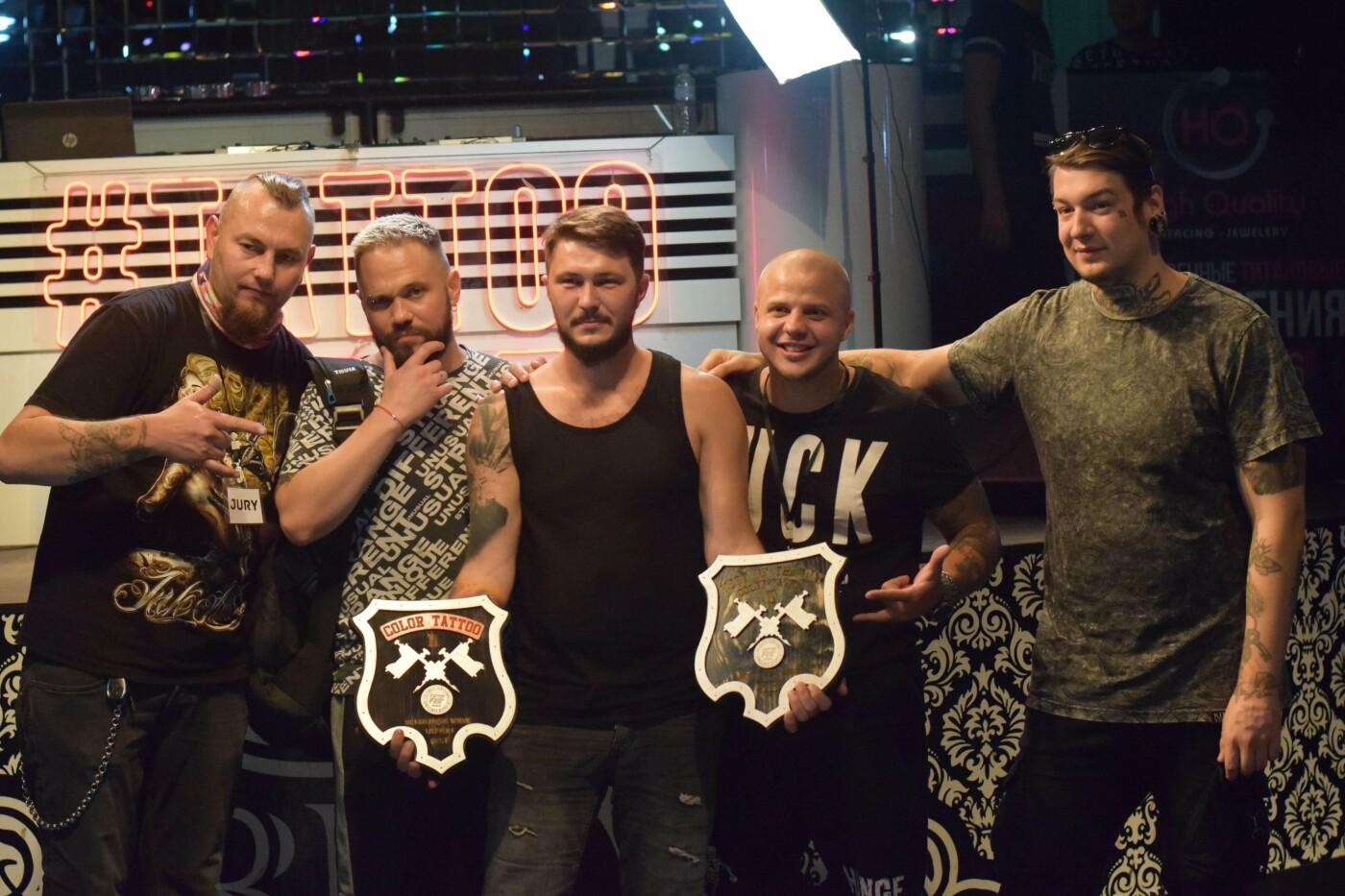 Масштабный тату-фест с топовыми мастерами со всей Украины, фото-8
