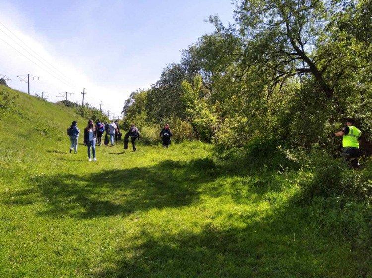 У Вінниці під час екологічної акції знайшли дві гранати, фото-4