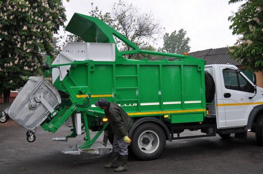 На Вінниччині для Тиврівської громади придбали сміттєвоз, фото-1