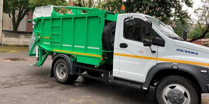 На Вінниччині для Тиврівської громади придбали сміттєвоз, фото-2